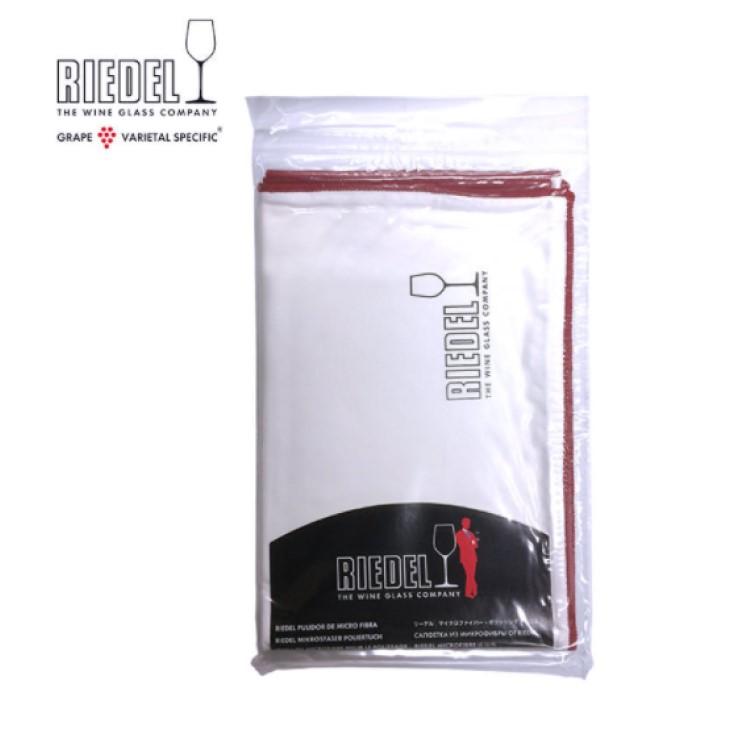 マイクロファイバー・ポリッシング・クロス-RIEDEL Microfiber Crystal Cloth