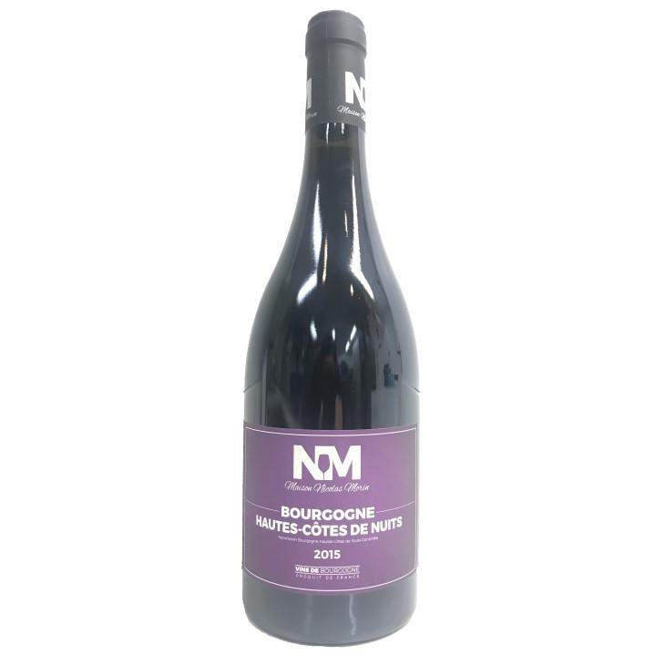 【送料無料ワイン】メゾン・二コラ・モラン ブルゴーニュ・オート・コート・ド・ニュイ ルージュ