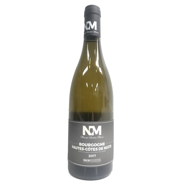 【送料無料ワイン】ニコラ・モラン ブルゴーニュ・オー・コート・ド・ニュイ・ブラン 2017
