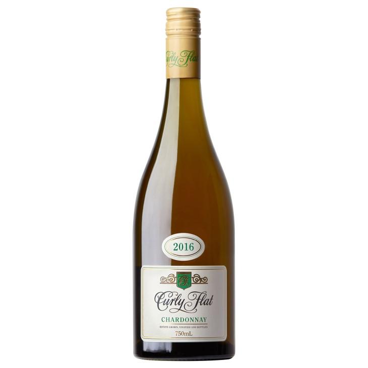 カーリー・フラット カーリー・フラット・シャルドネ 2016-Curly Flat Chardonnay