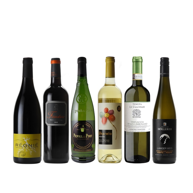 店長おすすめワインセットvol.2 ワインの世界が広がる多彩な品種の魅力編【送料無料・クール便代別】同時購入商品も送料無料