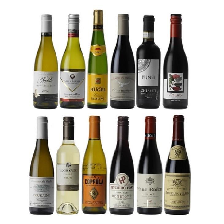 【 2020年度 ソムリエ・ワインエキスパート二次試験対策ワインセット第5+6弾おまとめセット】総合力UP!最終確認・実践セット【送料・クール便代込み】