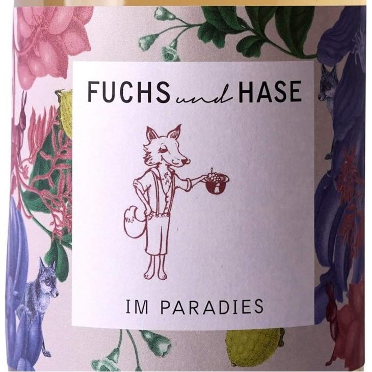 フックス・ウンド・ハーゼ・ペットナット・イム・パラディース-Fuchs & Hase Pet Nat im Paradies