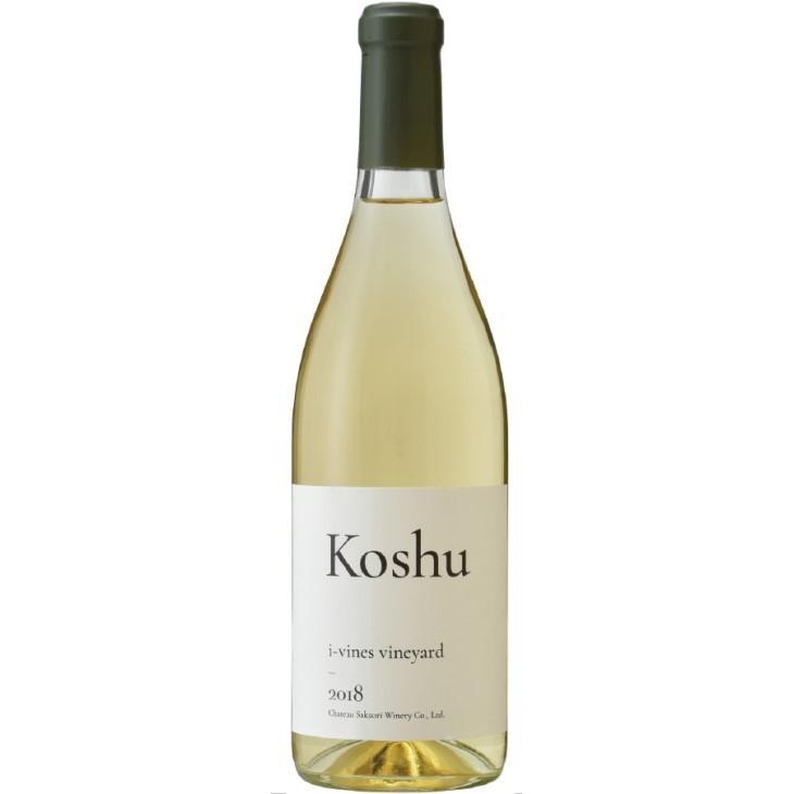 シャトー酒折ワイナリー 甲州 i-vines vineyard
