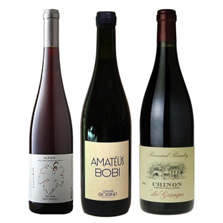 春の赤ワインセット(3本入)